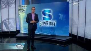 Fox Rugby: The Shortball 2015 (Week 6) | Super Rugby Video HIghlights 2015