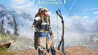 Horizon Zero Dawn How To Get The DLC gear( Lookout Outfit)