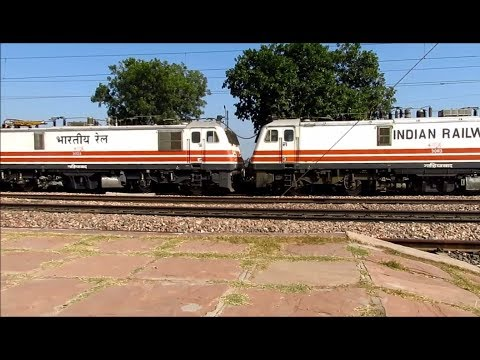 Vulnerable Semi High Speed Zone : Indian Railways thumbnail