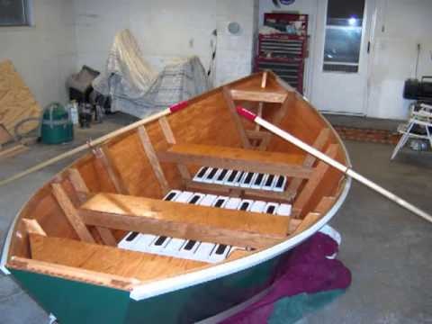 лодку из фанеры сделать самому