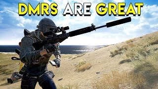 DMRs are Great! - PUBG
