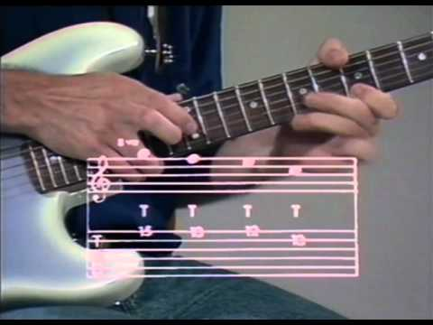 Bruce Kulick - Hot Licks Guitar video - complete
