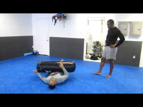 BJJ/grappling side bottom drills Image 1