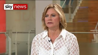 Justine Greening reveals she was expelled by the Tories by voicemail