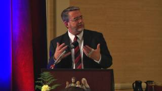 """Family Consecration to the Holy Family"" Dr Scott Hahn Keynote Benefit Dinner 2013"