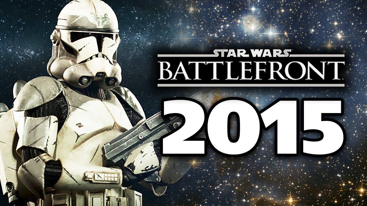Star Wars Battlefront Clone Wars Star Wars Battlefront 3 2015