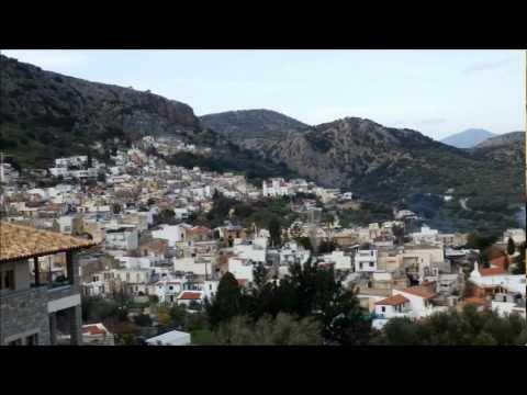 Κριτσά Λασιθίου Κρήτης * Kritsa Lasithi Crete Greece