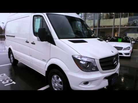 2015 Mercedes-Benz Sprinter Lynnwood WA Seattle, WA #S5023