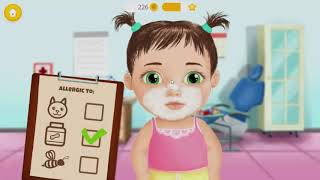 Best Kids Game - Sweet Baby Girl Kids Hospital 2 - Play Learn Dress Up & Dentist Games