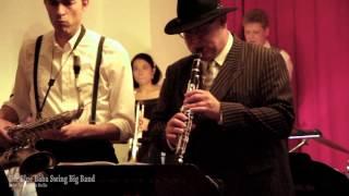 hey baba reba - Die Blue Baba Swing Big Band in der DancingSuite Berlin