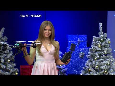 Die Top 10 Technik-Produkte Für Weihnachten 2016 Mit Anne-Kathrin Kosch