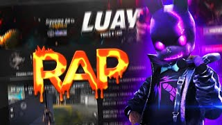 🔥RAP DE LUAY🔥| FREE FIRE| Lalo Real