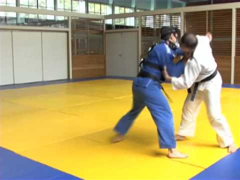 How the Body Works in a Judo Match Image 1