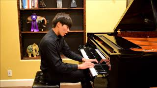 Jonathan Po -Beethoven Sonata #30 in E Major, Op 109, 1st movement