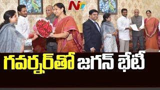 Governor Narasimhan Invites YS Jagan To Form Government