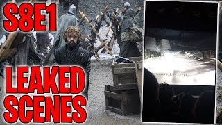 Season 8 Episode 1 Leaked Scenes Part 2 ! | Game of Thrones Season 8 Episode 1