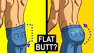 5 Best Exercises for a Nice Looking Butt