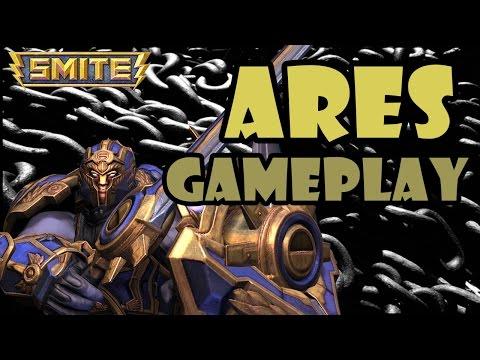 SMITE Ares -