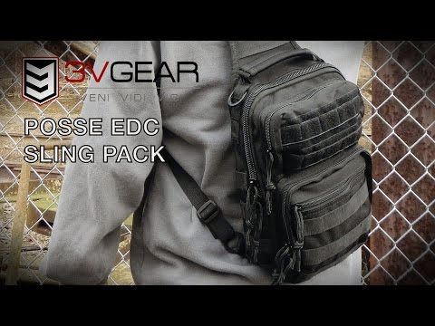 Gear Review: Posse EDC Sling Pack
