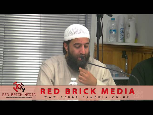 From The Cradle To The Grave - Ustadh Aqeel Mahmood