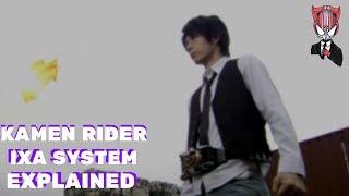 Kamen Rider Kiva: The Ixa System EXPLAINED ft ProtoDubs