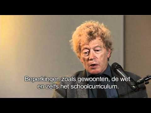 Roger Scruton en Maarten van Rossem over het nut van pessimisme (Deel1)