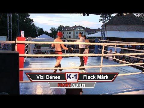 10. Vízi Dénes vs Flack Márk (K-1)