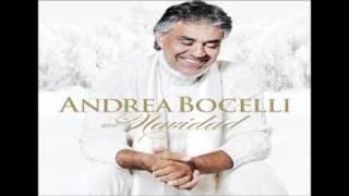 Mi Navidad En Español Andrea Bocelli