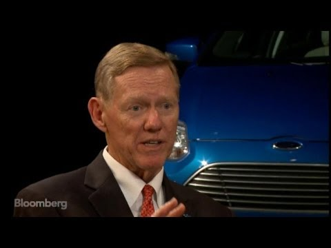 Alan Mulally: Vision, Strategy, Talent Key to Turnaround