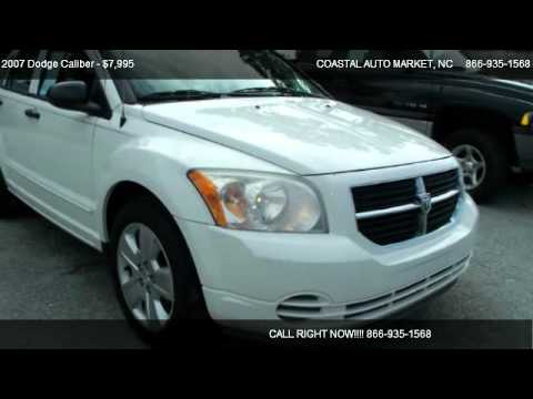 2007 Dodge Caliber SXT - for sale in SWANSBORO, NC 28584