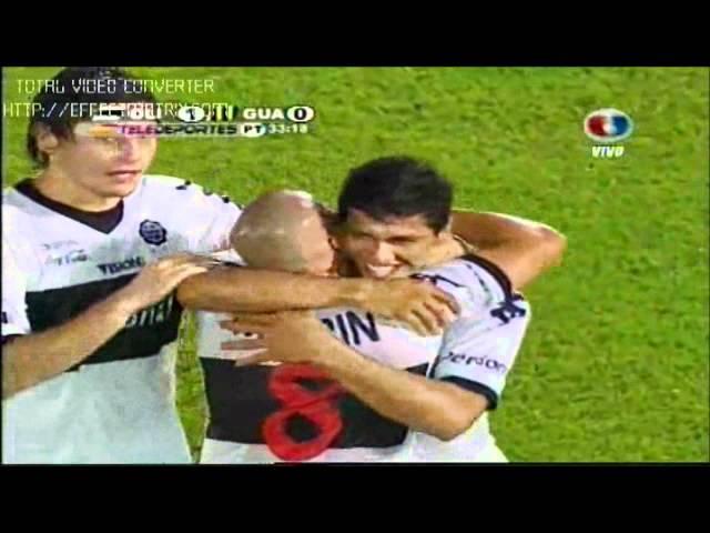 Todos los goles del Olimpia Campeón - Clausura 2011