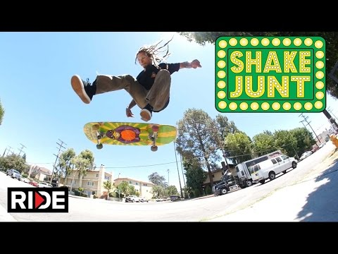 Neen Williams -  Purple Chicken Cruiser - Shake Junt