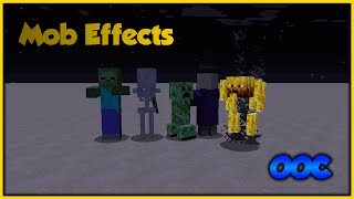 Minecraft: Mob Effects | Only One Command