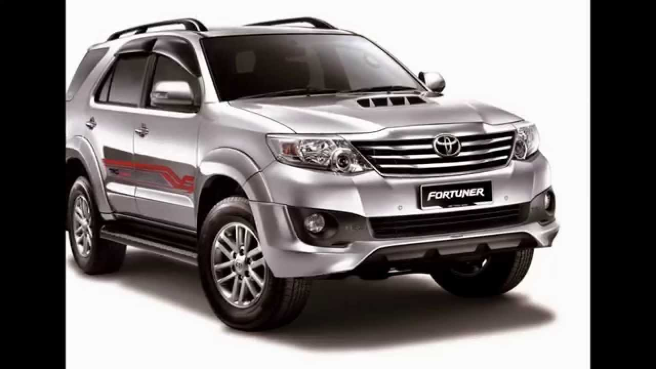 2015 Toyota Fortuner Youtube
