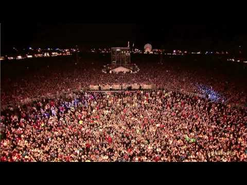 R.E.M. - July 12th 2008 - Oxegen Festival [HD]