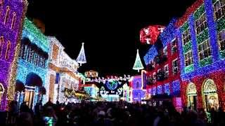 Osborne Family Spectacle of Dancing Lights 2013 at Hollywood Studios