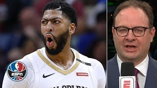 Anthony Davis is only trade target on Celtics' mind - Adrian Wojnarowski | NBA Countdown