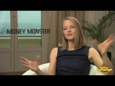 Money Monster Interviews: Jodie Foster