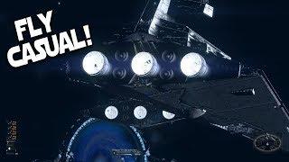 Imperial Navy Space - STAR DESTROYER BLOCKADE - X3AP Ep 4