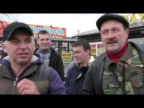 ВСЕРОССИЙСКАЯ СТАЧКА ДАЛЬНОБОЙЩИКОВ. Гулькевичи, Кубань