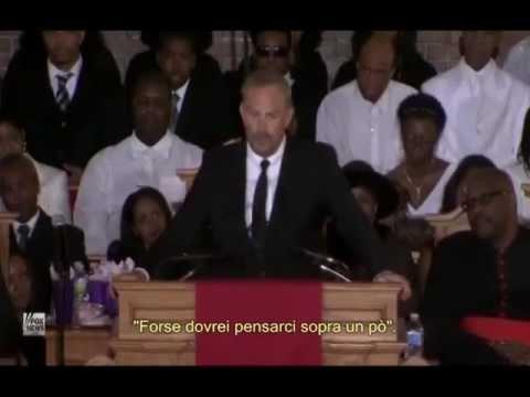 Kevin Costner speech  -  Sottotitoli italiani