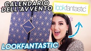 CALENDARIO DELL'AVVENTO LOOKFANTASTIC 2019 🎁