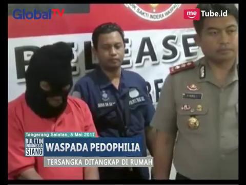 Kasus Pencabulan yang Merenggut 13 Korban Anak Dibawah Umur Terjadi di Tanggerang - BIS 06/05