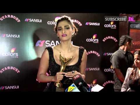 Red Carpet Stardust Awards | Sonam Kapoor
