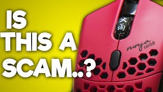 Finalmouse Air58 Ninja is a Waste of Money...?
