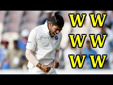 Ind vs WIN, 2nd Test, 2nd Day LIVE: Umesh Yadav Takes 6 Wickets