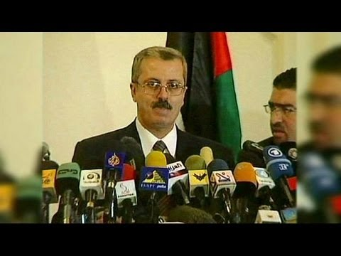 Academic appointed as Palestinian PM