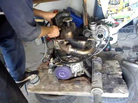fiat 126 turbo engine test no 1 youtube. Black Bedroom Furniture Sets. Home Design Ideas