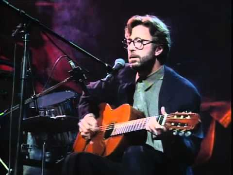 Eric Clapton - Lonely Stranger [mtv unplugged]