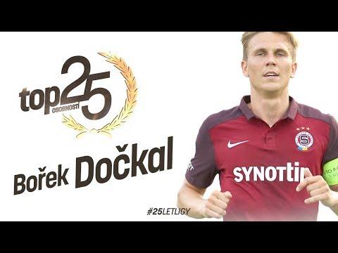 TOP 25 osobností: Bořek Dočkal